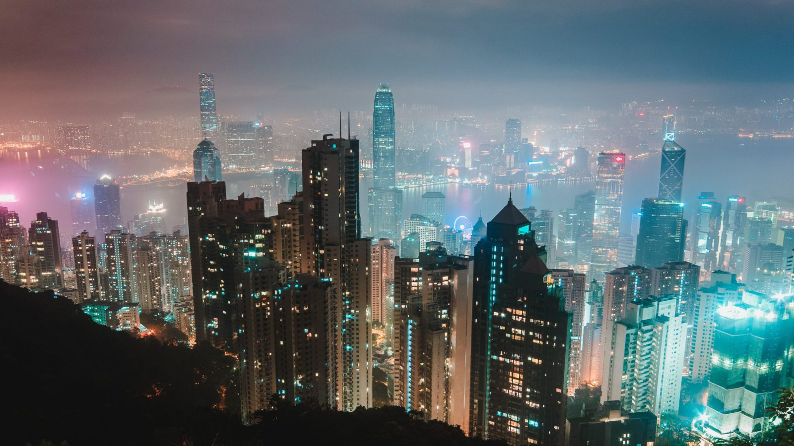 Flight Deal Round Trip From Chicago Area to Hong Kong #chicago #hongkong #2weeks