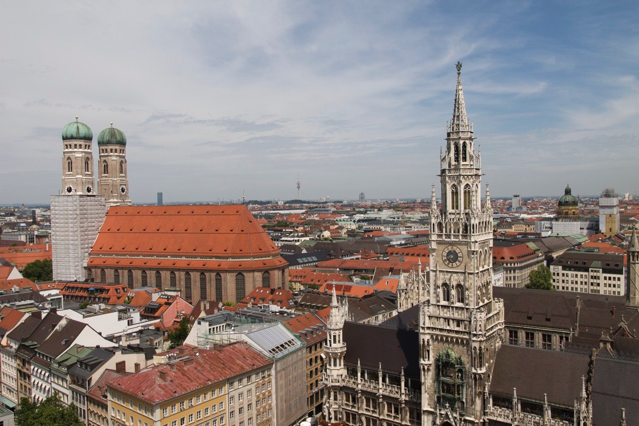 Flight Deal Round Trip From New York Area to Munich #newyork #munich #1week
