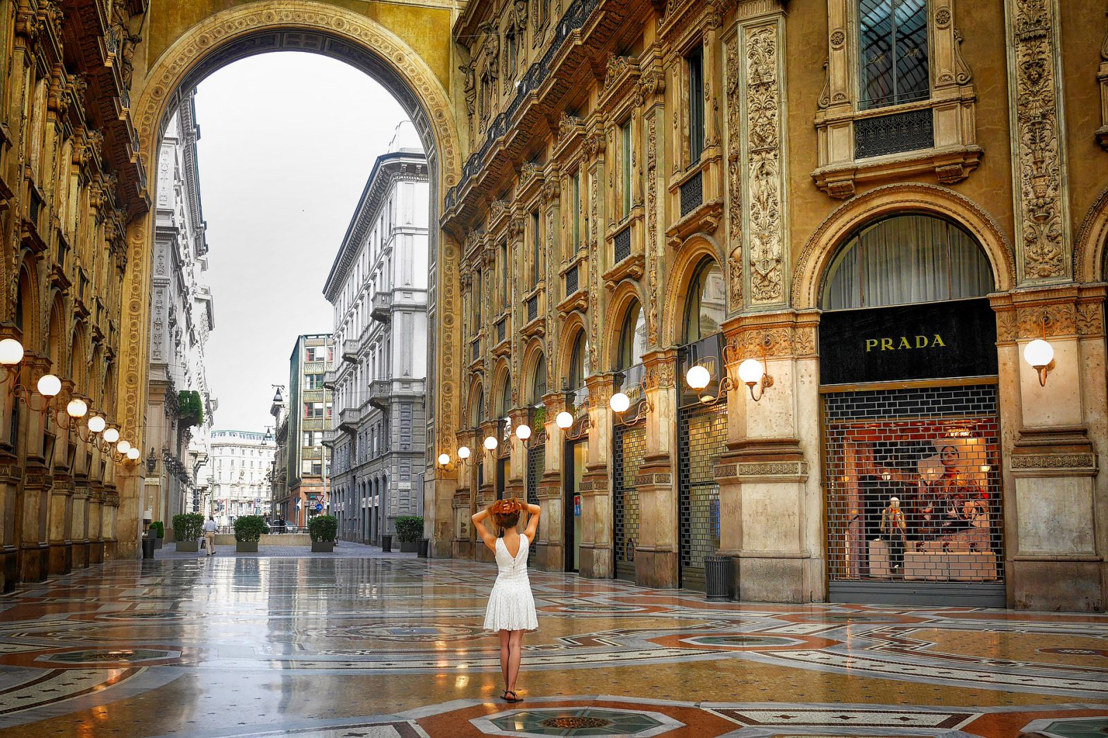 Flight Deal from Los Angeles Area to Milan Italy