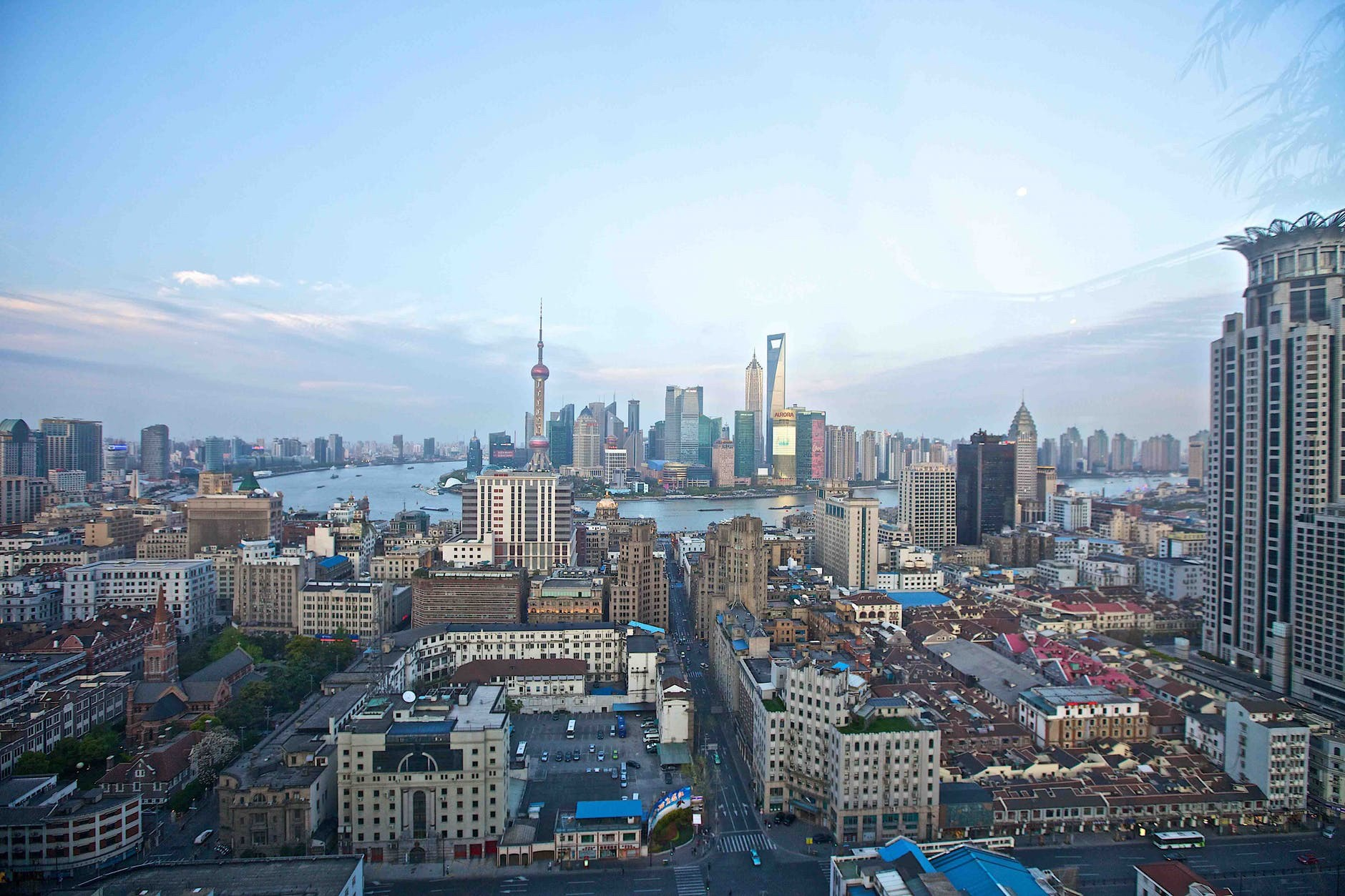 Flight Deal Round Trip From Los Angeles Area to Shanghai #losangeles #shanghai
